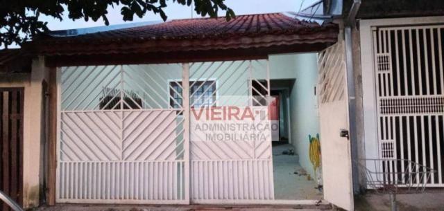 Casa com 2 dormitórios à venda, 60 m² por R$ 290.000,00 - Fazenda Grande - Jundiaí/SP