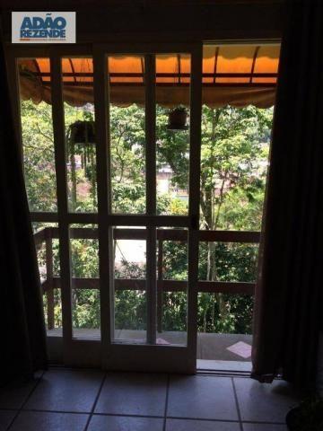 Casa com 2 dormitórios à venda, 95 m² - Bom Retiro - Teresópolis/RJ - Foto 3