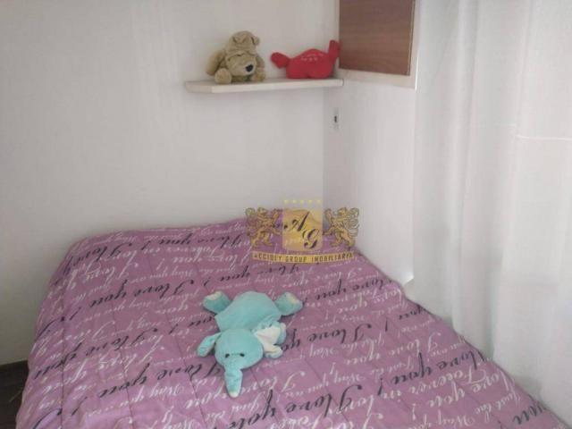 Cobertura com 3 dormitórios para alugar, 110 m² por R$ 3.000,00/mês - Icaraí - Niterói/RJ - Foto 8