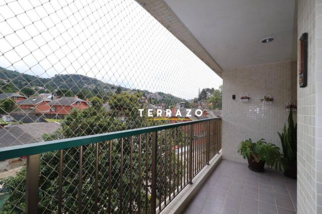 Apartamento com 2 dormitórios à venda, 68 m² por R$ 470.000,00 - Alto - Teresópolis/RJ - Foto 3