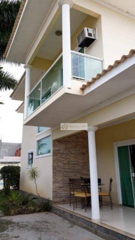 Casa com 4 dormitórios à venda por R$ 500.000,00 - Ponte dos Leites - Araruama/RJ - Foto 4