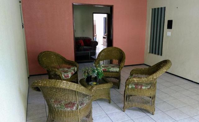 Casa com 3 dormitórios à venda, 300 m² por R$ 550.000,00 - Vila União - Fortaleza/CE - Foto 7