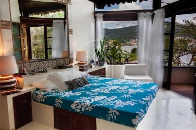Casa de condomínio à venda com 4 dormitórios em Marinas, Angra dos reis cod:886281 - Foto 9