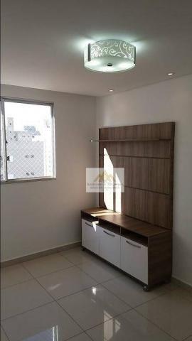 Apartamento com 2 dormitórios à venda, 47 m² por R$ 181.000 - Nova Aliança - Ribeirão Pret - Foto 2
