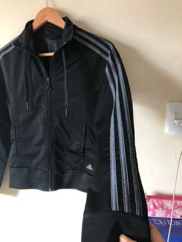 Jaqueta Adidas Original feminina tamanho P