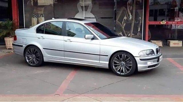 S10 ltz Amarok L200 4x4  troca Honda City EX. BMW 328i AM automática.  Moto mirage 250c. - Foto 4
