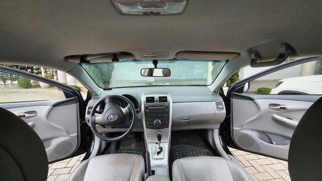 Corolla XEI 2.0 2011 - Abençoado - Foto 11