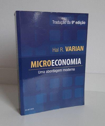 Livro Microeconomia - Hal Varian (9ª Edição)