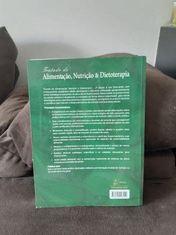 Livro: Alimentação, Nutrição e Dietoterapia Em Perfeito estado - Foto 3