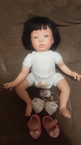 Boneca tipo reborn - Foto 4