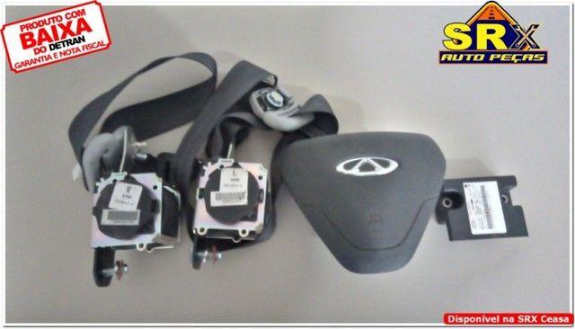 Kit Airbag Chery Tiggo 2 2019 - Foto 3