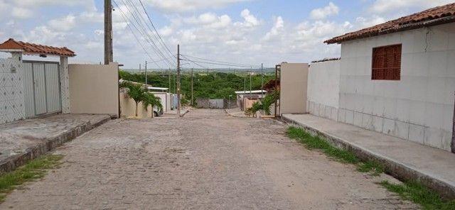 Casa à venda com 02 dormitórios em Castanheiro, Santa rita cod:009362