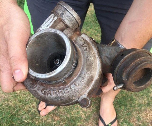 Turbina Garret Axe original S10 2.8 - Foto 2