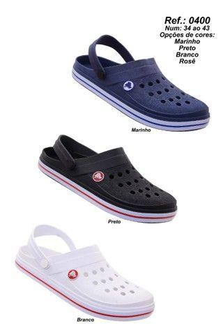 Tênis chinelos sandálias - Foto 4