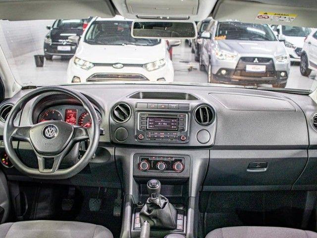VW Amarok SE 4X4 Mec. 2016 - Foto 13