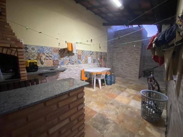 Casa Plana em Condomínio, 3 qtos à venda, 120 m² por R$ 260.000 - Lagoa Redonda - Fortalez - Foto 17