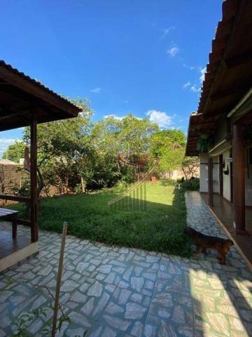 Casa na Av. Paraná com 4 quartos para alugar, 185 m² por R$ 2.500/mês - Jardim das Laranje - Foto 19