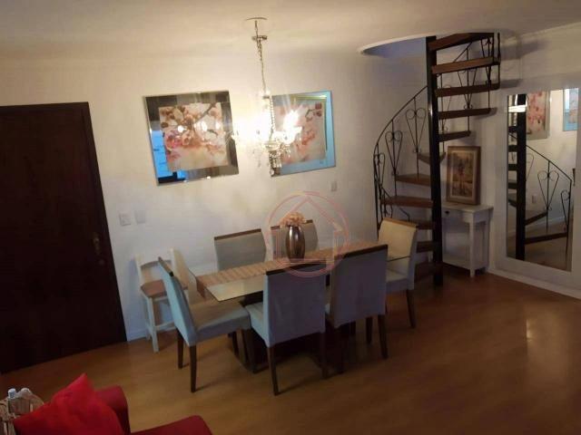 Cobertura com 2 dormitórios à venda, 139 m² por R$ 378.000 - Zona Nova - Capão da Canoa/RS - Foto 3