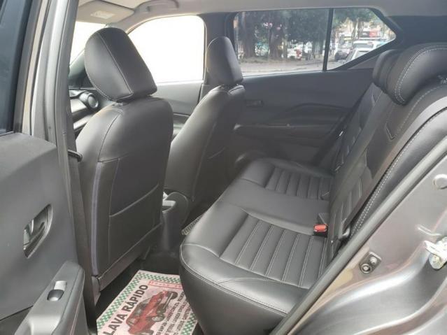 Nissan Kicks 1.6 Flex Automática em Perfeito Estado + Couro - Foto 5