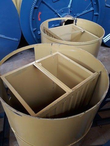 Secador palini 90 sacos  - Foto 4