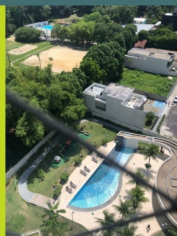 Apartamento 4 Suites Condomínio maison verte morada do Sol Adrianó wimexdugky kzvpqahsef - Foto 17