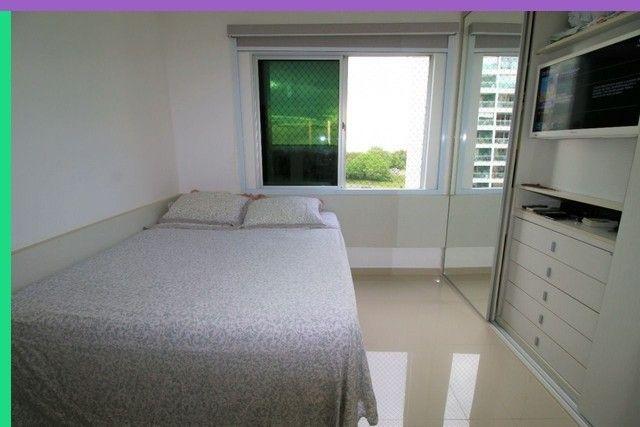 Ponta Negra Apartamento 3 Quartos Condomínio weekend Club - Foto 2