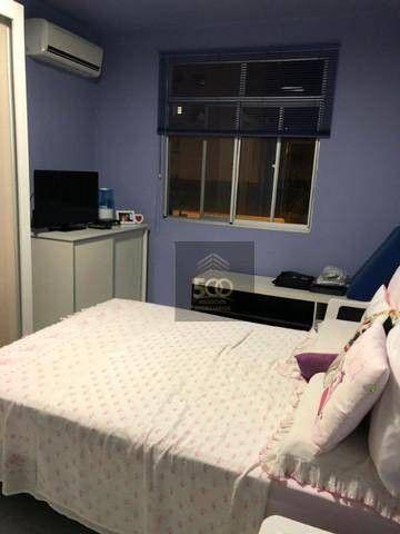 Apartamento com 4 dormitórios à venda, 108 m² por R$ 519.900,00 - Balneário - Florianópoli - Foto 9