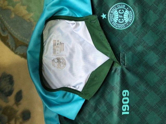 Camiseta do Coritiba  - Foto 2