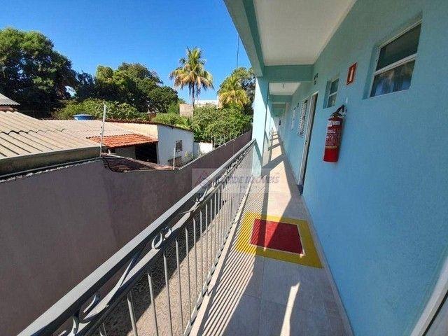 Apartamento com 2 dormitórios para alugar, 40 m² por R$ 1.250,00/mês - Boa Esperança - Cui - Foto 10