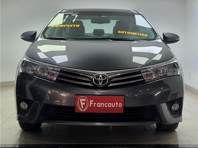 Toyota Corolla 2017 2.0 xei 16v flex 4p automático - Foto 2