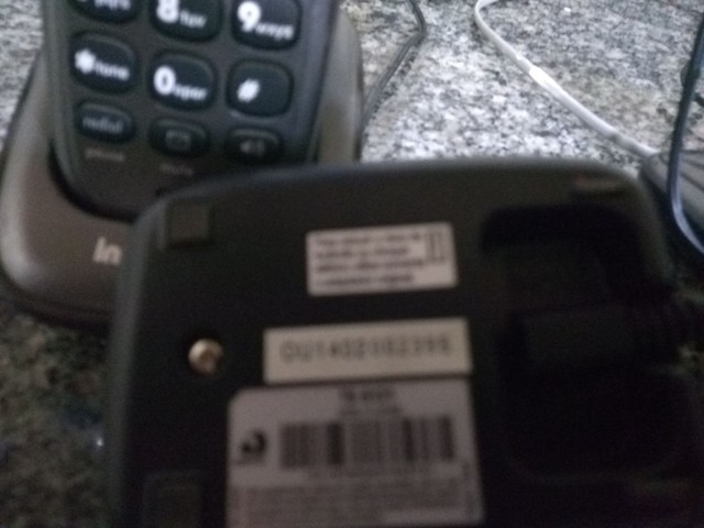 Intelbras Ts 6120 fixo sem fio - Foto 6