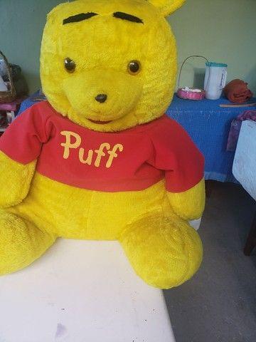 Urso puff - Foto 2