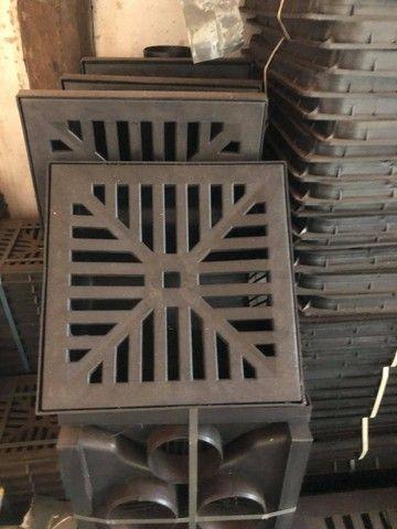 Distribuidora líder em tampas de esgoto/ferro fundido/ grelha / caixa de hidrômetro - Foto 3