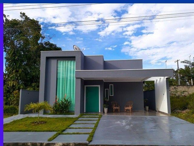 Casa 3 Quartos Condomínio reserva do Parque Ponta Negra tumaryiolc rinqksjdoz