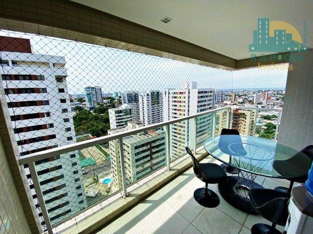 Authentic Recife - 3 Suítes (1 suíte master) - 140m² - Andar Alto - 3 vagas cobertas - Foto 15