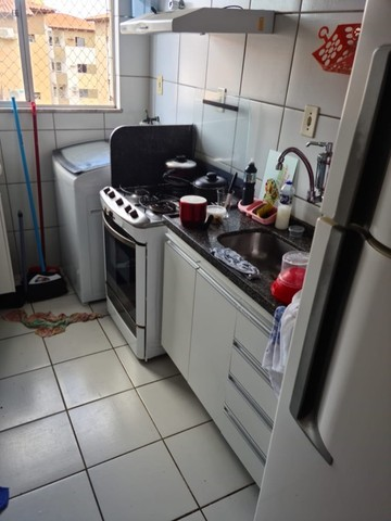 Chave de apartamento Eco Park 7 mobiliado por R$80.000 prestação R$ 520,00 - Foto 5