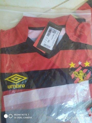 Camisa Sport Recife - Foto 4