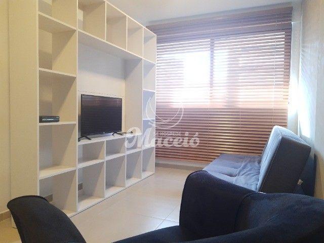 Apartamento Quarto e sala mobiliado na Ponta Verde - Foto 7