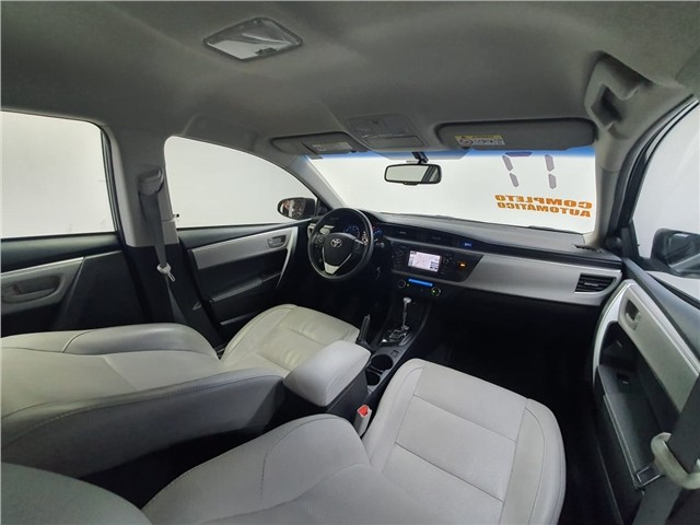 Toyota Corolla 2017 2.0 xei 16v flex 4p automático - Foto 10