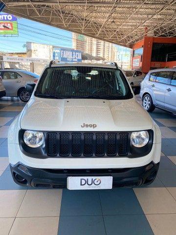 Jeep Renegade Sport, muito novo!