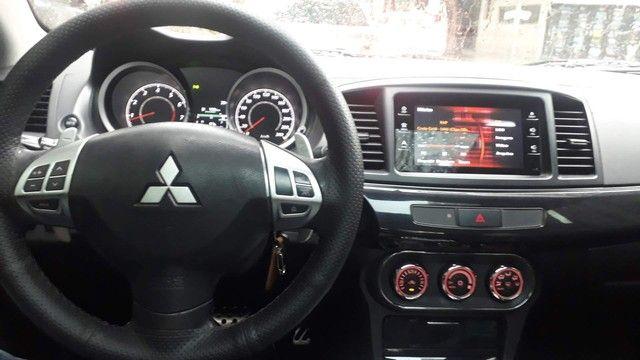Mitsubishi lancer gt 2012 teto - Foto 6