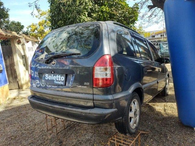 Zafira 2009/ Completa / Gnv em baixo do carro/  Motor 2.0/ 7 Lugares / 96.000klm - Foto 4