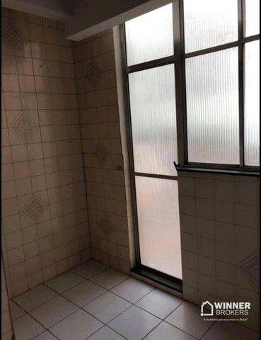 Apartamento com 3 dormitórios para alugar, 84 m² por R$ 1.200,00/mês - Zona 06 - Maringá/P - Foto 4