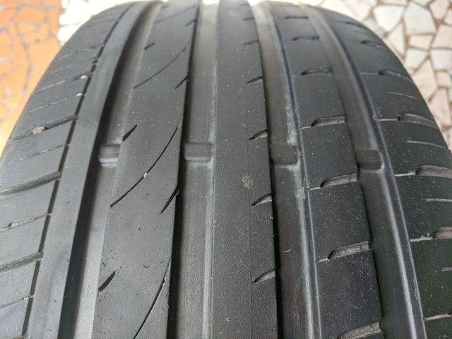 Roda + pneu aro 20 CRUIZER e TRACKER 5x105 - Foto 6