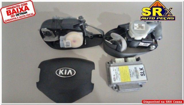 Kit Airbag  kia Sportage 2014 - Foto 3