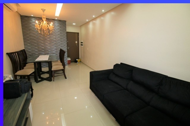 Condomínio weekend Club Apartamento 3 Quartos Ponta Negra - Foto 9