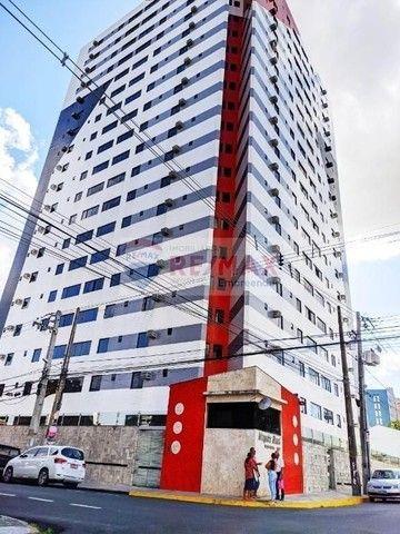 Apartamento com 4 dormitórios à venda, 98 m² por R$ 359.990,00 - Centro - Campina Grande/P