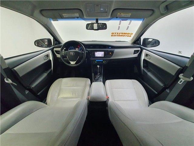 Toyota Corolla 2017 2.0 xei 16v flex 4p automático - Foto 11