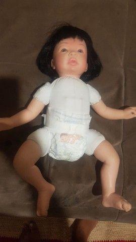 Boneca tipo reborn - Foto 3