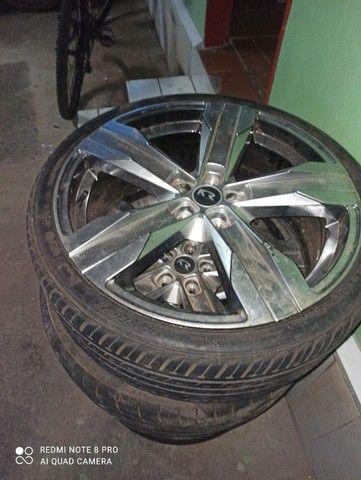 Rodas do Camaro aro 20  - Foto 8